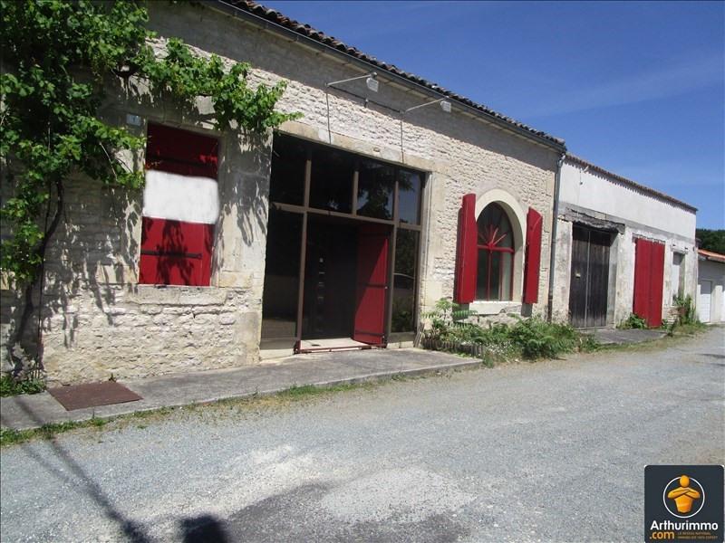 Vente maison / villa Matha 108500€ - Photo 1
