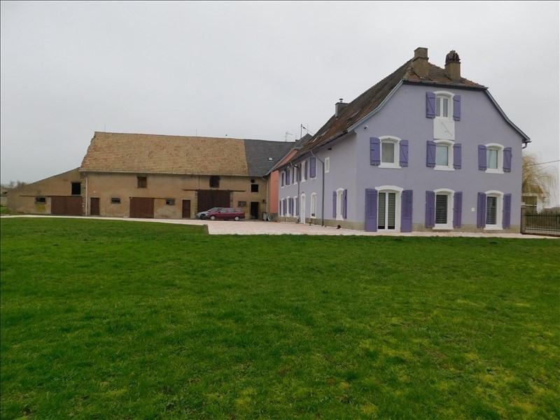 Revenda casa Saverne 472500€ - Fotografia 1