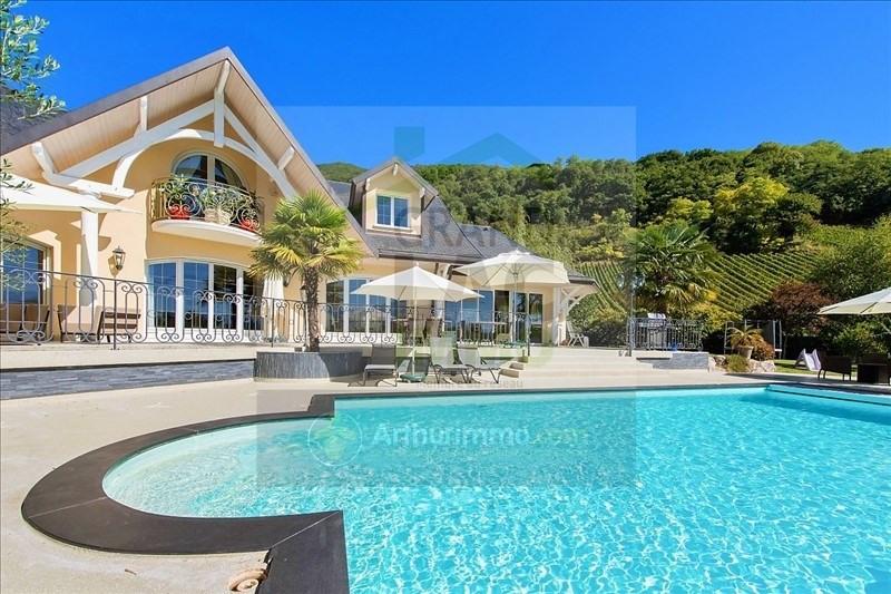 Deluxe sale house / villa St alban leysse 1350000€ - Picture 1