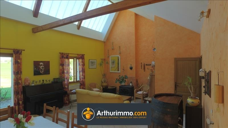 Vente maison / villa Morestel 480 000€ - Photo 3