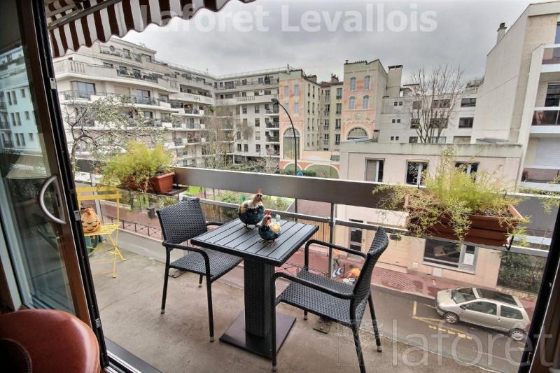 Vente appartement Levallois perret 563000€ - Photo 1