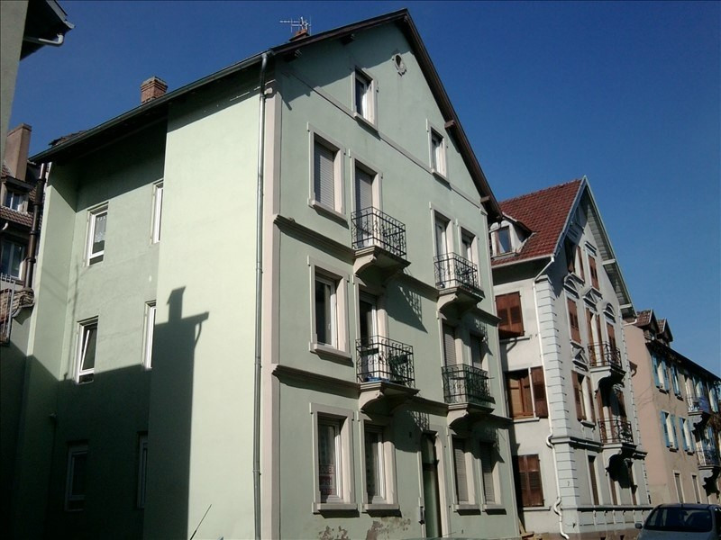 Rental apartment Strasbourg 458€ CC - Picture 1