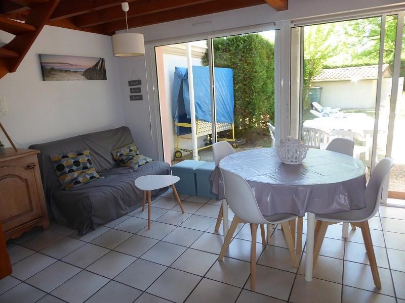Verhuren vakantie  appartement Biscarrosse 530€ - Foto 3