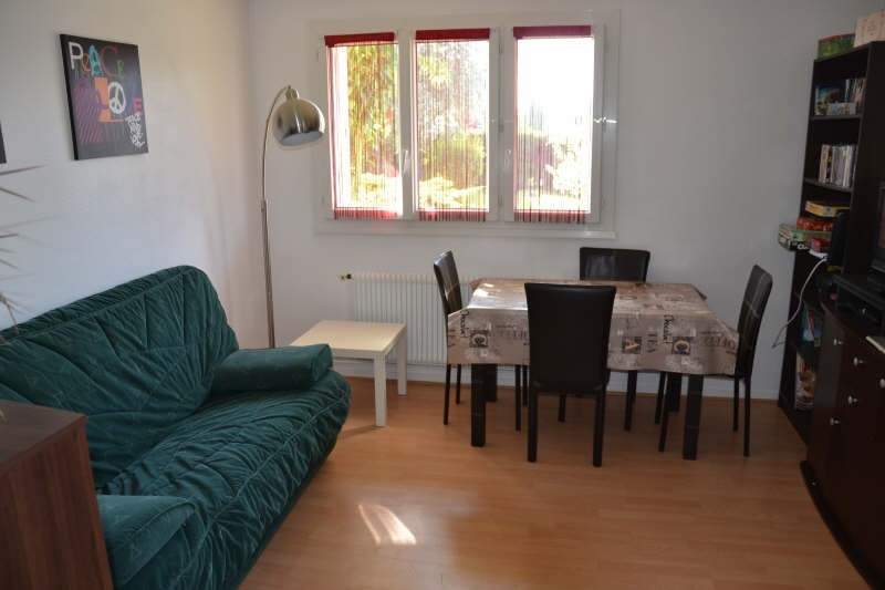 Rental apartment Le mesnil esnard 397€ CC - Picture 1