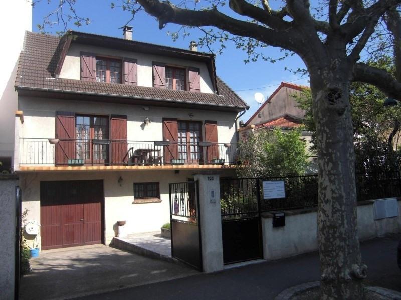 Sale house / villa Les pavillons sous bois 510000€ - Picture 1