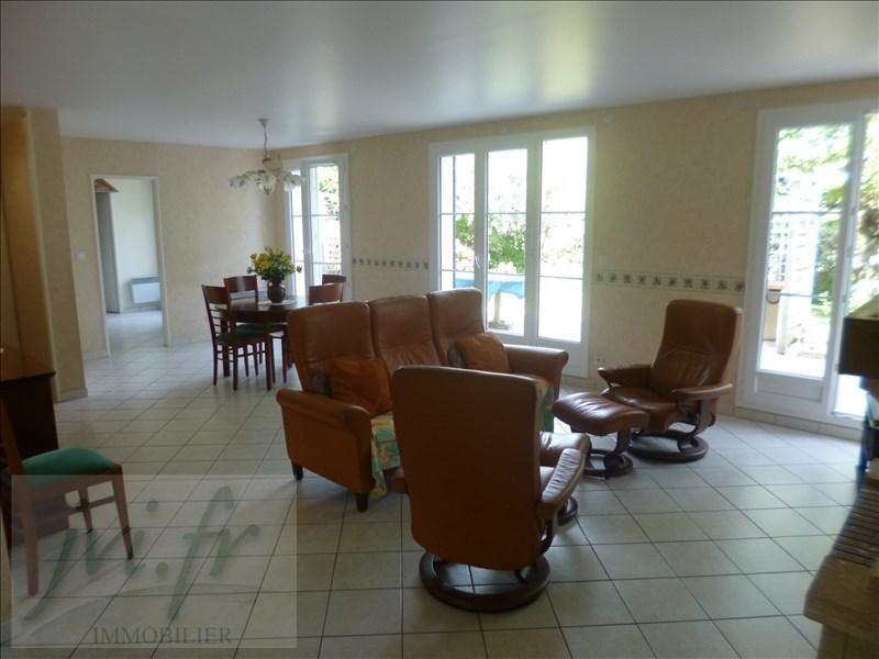 Vente maison / villa Groslay 499000€ - Photo 6