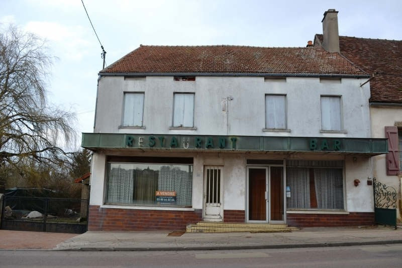 Sale building Saulieu 70 000€ - Picture 1