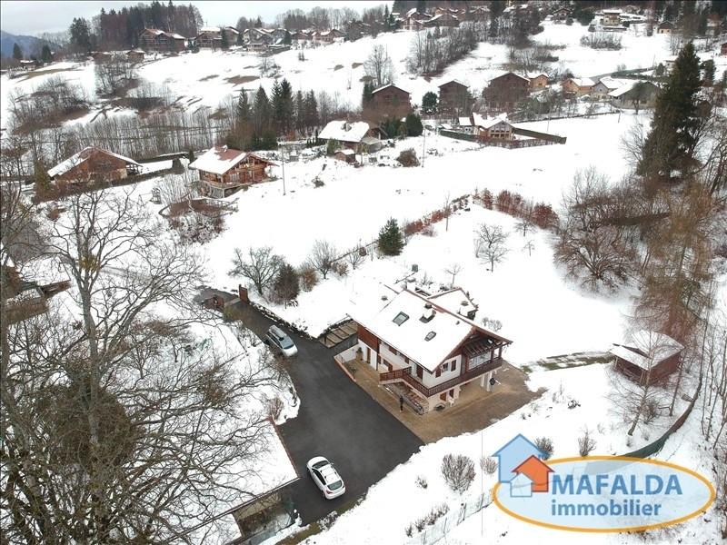 Vente maison / villa Mont saxonnex 525000€ - Photo 10