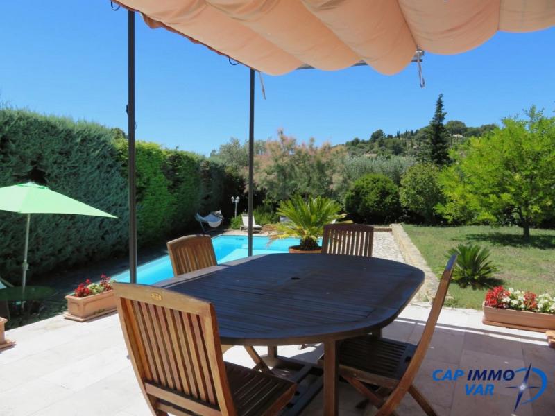 Sale house / villa Le beausset 480000€ - Picture 4