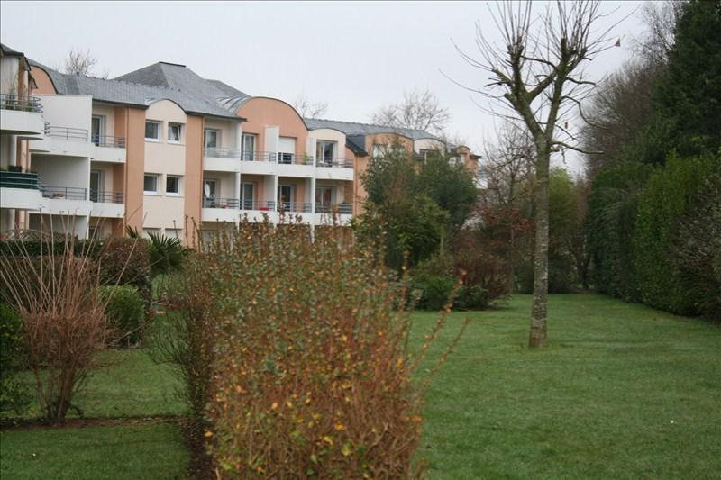 Vente appartement Vannes 127800€ - Photo 1