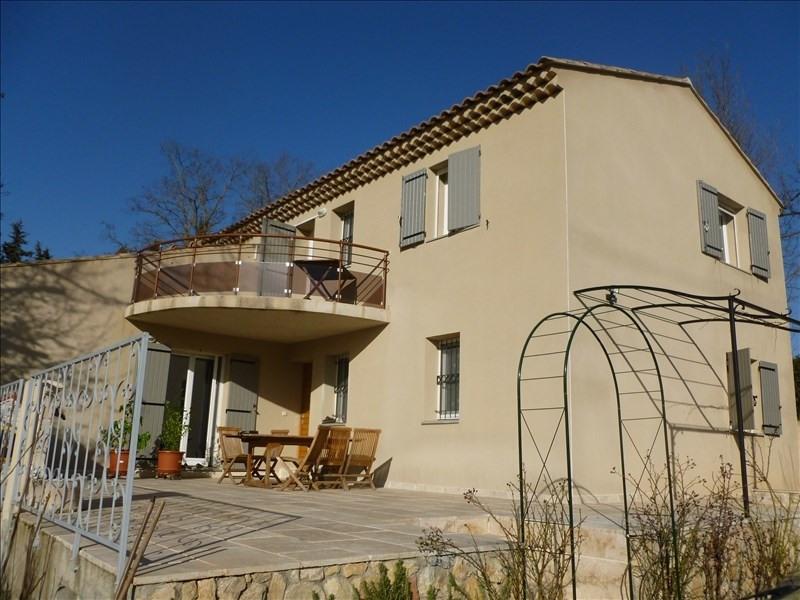 Sale house / villa Vinon sur verdon 449000€ - Picture 5