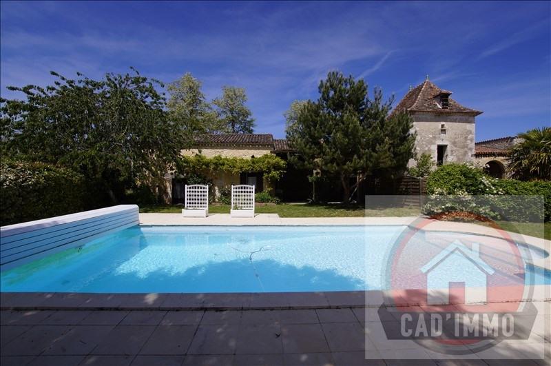 Sale house / villa St cernin de labarde 342000€ - Picture 3
