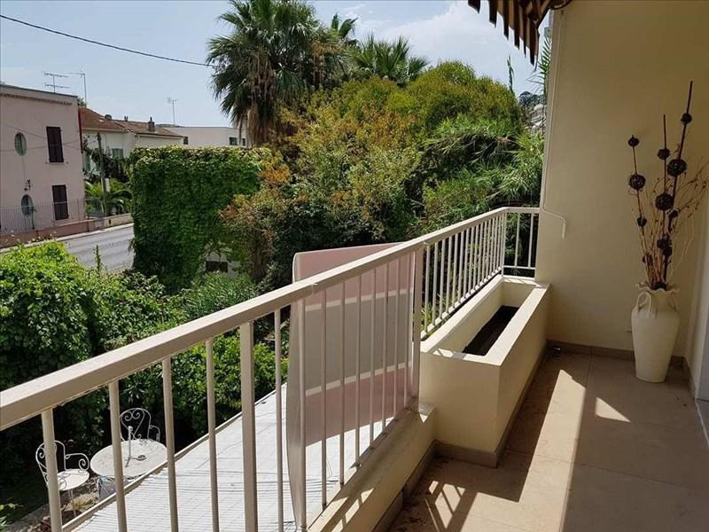 Rental apartment Le golfe juan 690€ CC - Picture 9