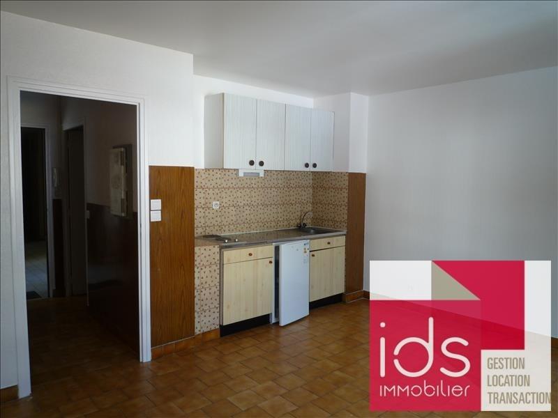 Alquiler  apartamento Allevard 325€ CC - Fotografía 2