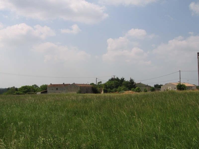 Verkoop  stukken grond Thaire 53000€ - Foto 2