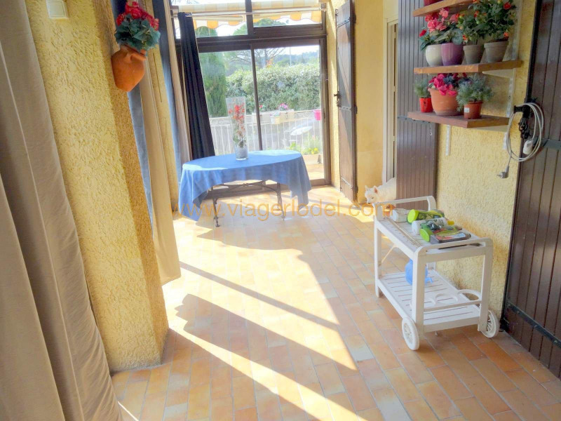 Lijfrente  huis Bédarrides 230000€ - Foto 8