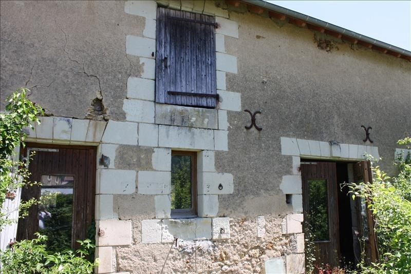 Vente maison / villa Bonneuil matours 66000€ - Photo 3
