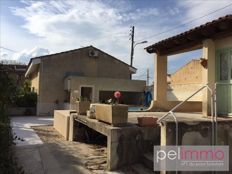Vente maison / villa Pelissanne 310000€ - Photo 1