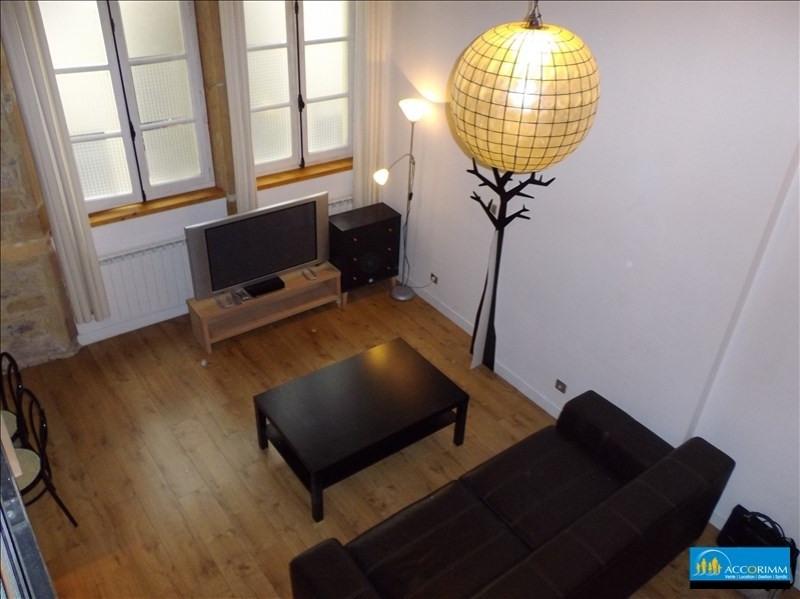 Location appartement Lyon 1er 1250€ CC - Photo 9
