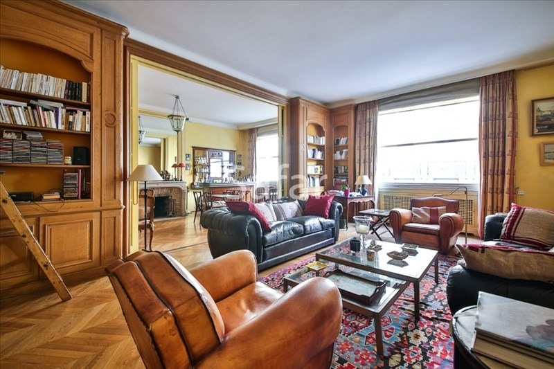 Vente de prestige appartement Paris 16ème 2 190 000€ - Photo 1