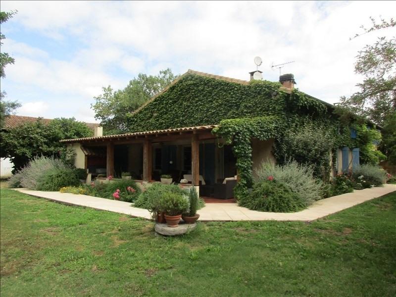 Vente de prestige maison / villa Verdun sur garonne 670000€ - Photo 1