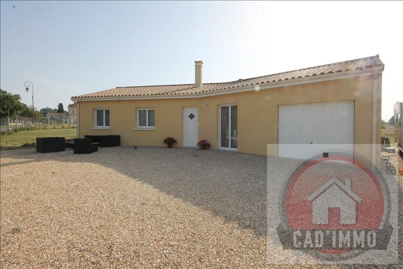 Sale house / villa Flaugeac 187000€ - Picture 1