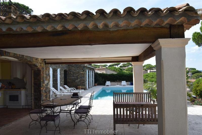 Deluxe sale house / villa Sainte maxime 1750000€ - Picture 3