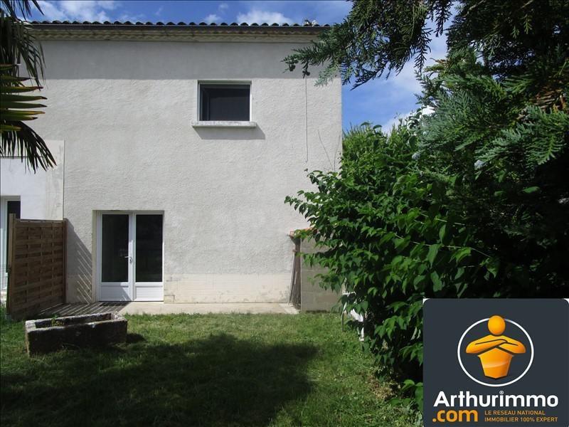 Rental house / villa St pierre de juillers 520€ +CH - Picture 1