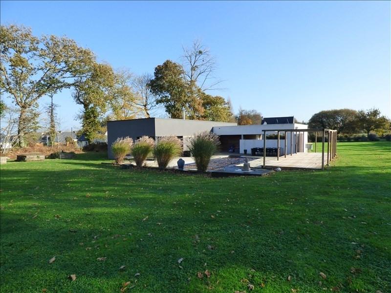 Sale house / villa Begard 397100€ - Picture 8