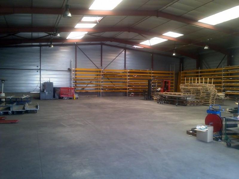 Location Local d'activités / Entrepôt Ballainvilliers 0