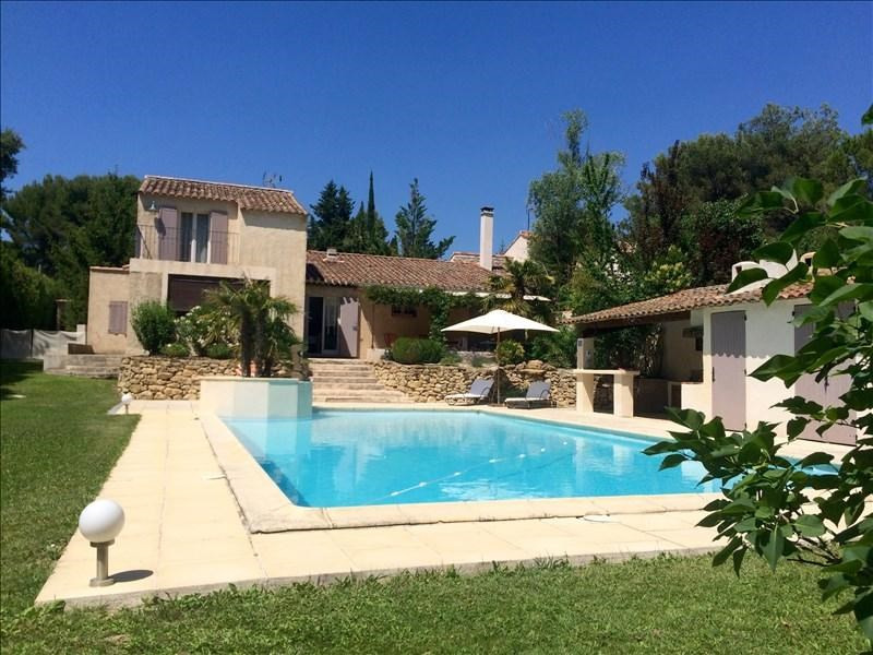Vente de prestige maison / villa Puyricard 740000€ - Photo 4