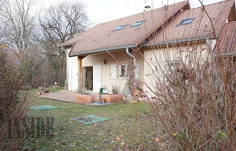 Vente de prestige maison / villa St genis pouilly 759000€ - Photo 1