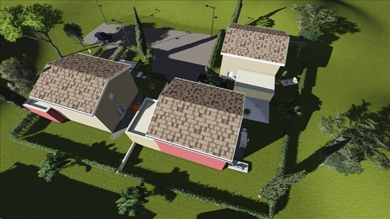 Vente maison / villa Genas 376000€ - Photo 3