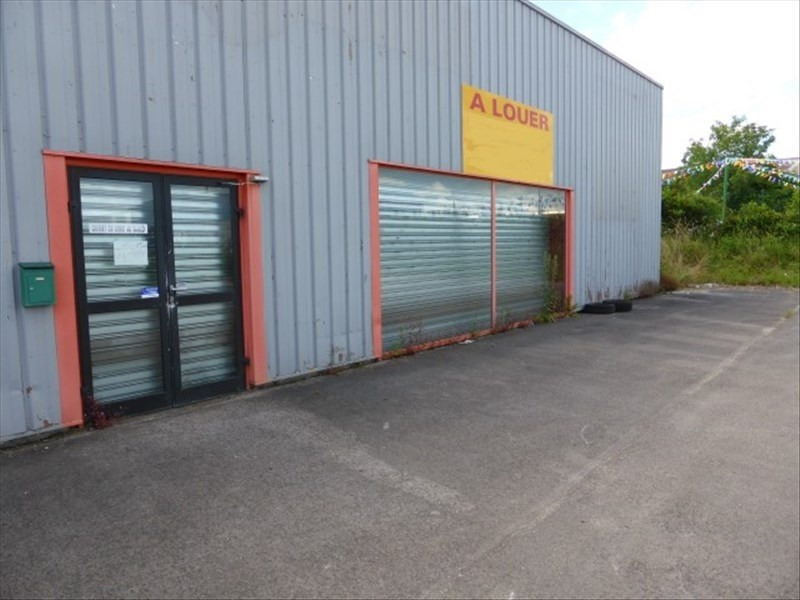 Location local commercial La chapelle st luc 2 500€ +CH/ HT - Photo 2