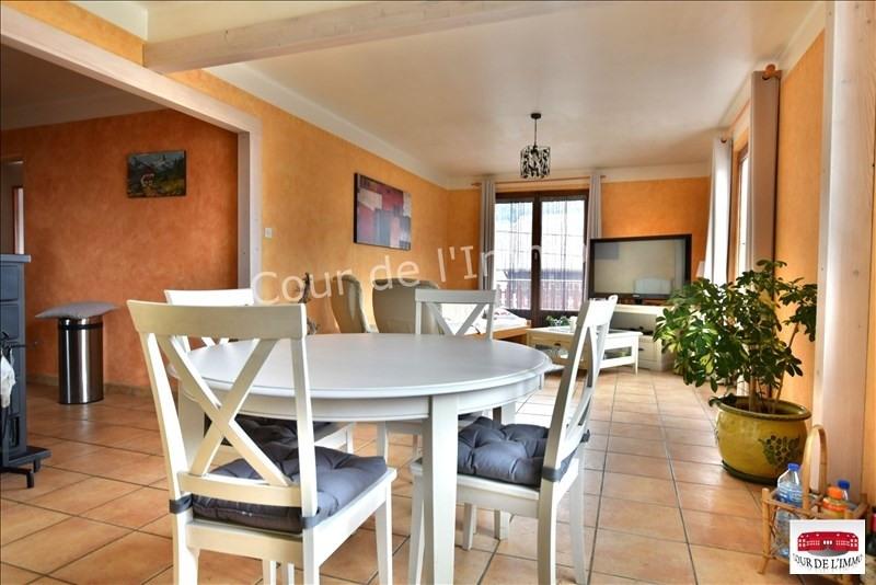 Vente maison / villa Viuz en sallaz 486000€ - Photo 1
