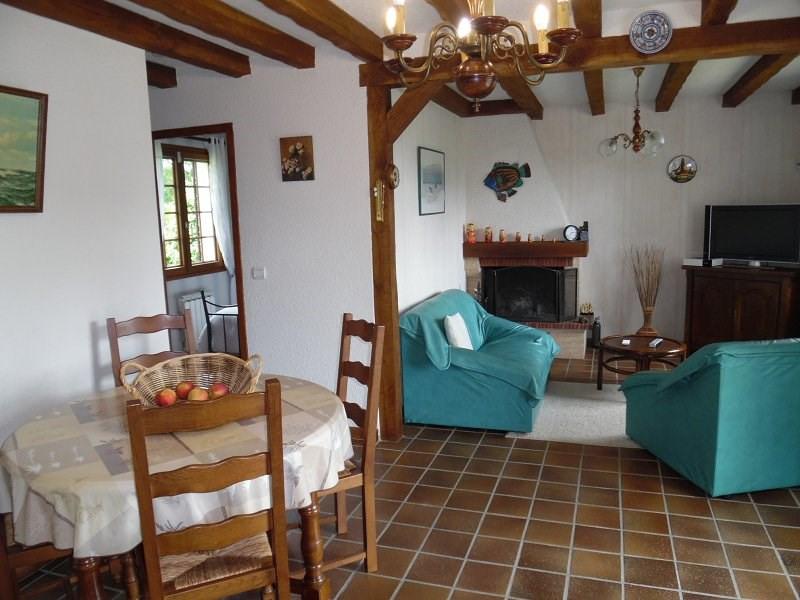 Vente maison / villa Secteur eu 122000€ - Photo 2
