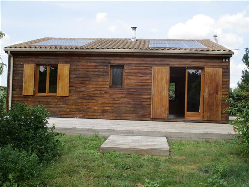 Rental house / villa St pardoult 585€ CC - Picture 1