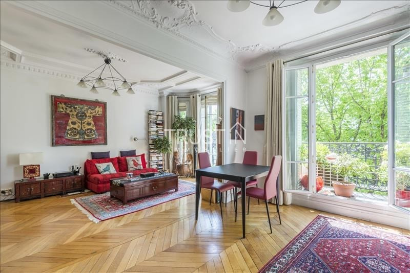 Vente appartement Paris 15ème 750000€ - Photo 2