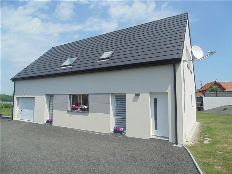 Vente maison / villa Gouzeaucourt 246000€ - Photo 1