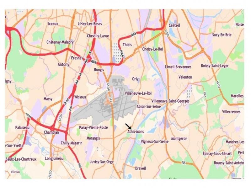 Location Local d'activités / Entrepôt Athis-Mons 0