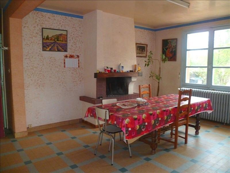 Vente maison / villa Villedieu la blouere 102100€ - Photo 3