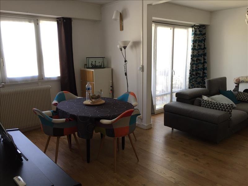 Vente appartement Poitiers 116600€ -  11