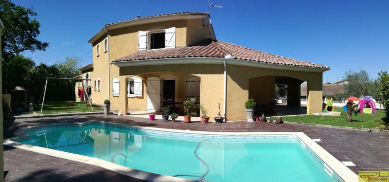 Vente maison / villa Secteur pechbonnieu 488000€ - Photo 1