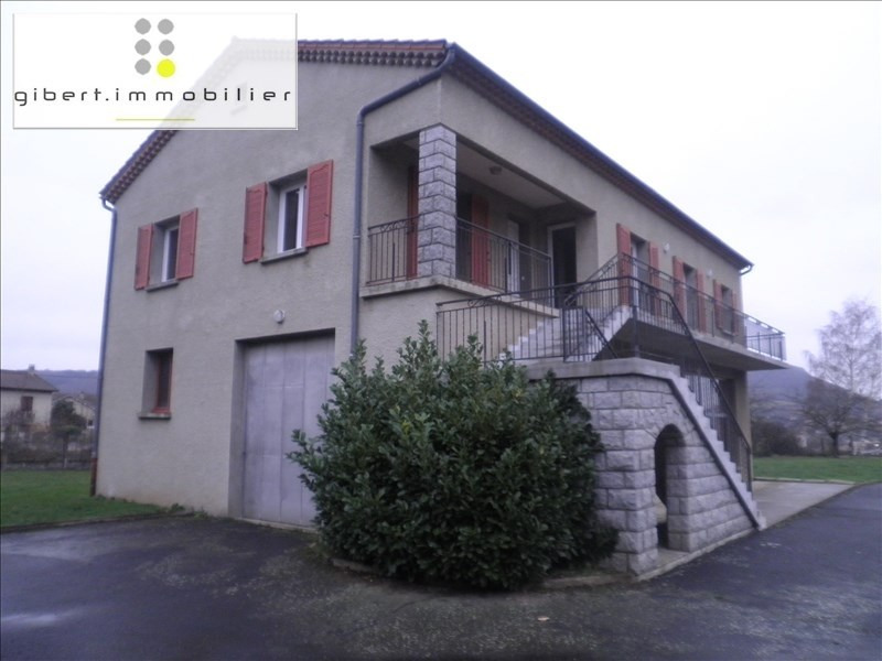 Rental house / villa Brives charensac 851,75€ +CH - Picture 1