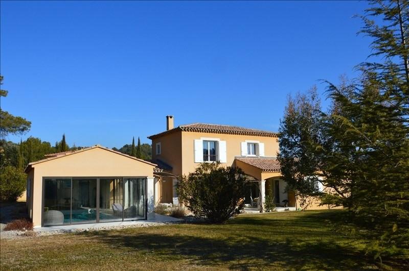 Vente de prestige maison / villa Pernes les fontaines 630000€ - Photo 1