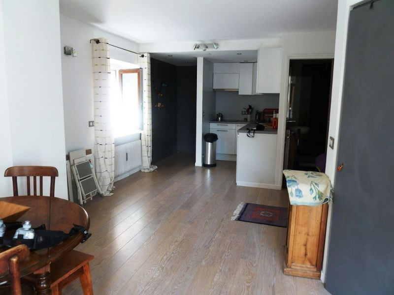 Sale apartment Argentiere 132 000€ - Picture 1