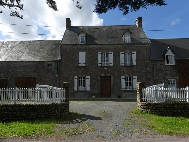 Sale house / villa Geffosses 267200€ - Picture 1