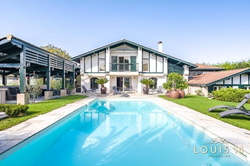 Vente de prestige maison / villa Urrugne 1289000€ - Photo 1