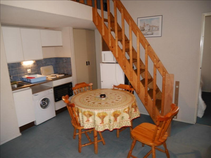 Sale apartment Le barcares 56 000€ - Picture 2