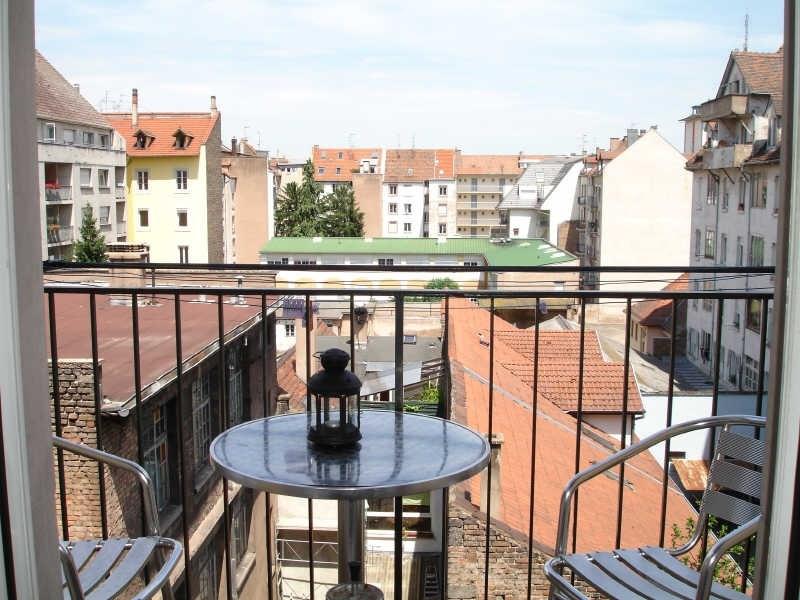 Rental apartment Strasbourg 749€ CC - Picture 3